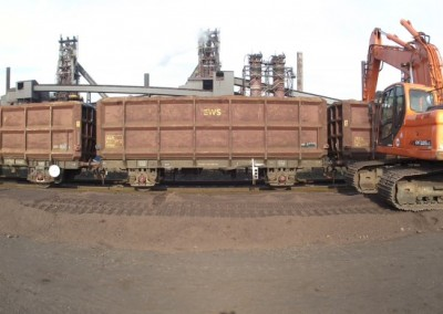 Train Unloading 001